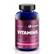 G.E.O.N.    VITAMINS Fashion  (120 капс)