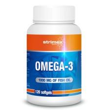 Strimex    OMEGA 3  (120 капс)