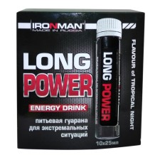 IRONMAN   LONG POWER    (25 мл)