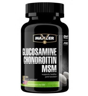 Maxler Glucosamine Chondroitin MSM (90 таб)