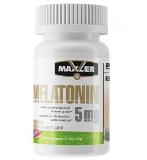 Maxler    Melatonin  5 мг  (60 табл)