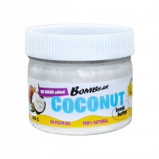 BombBar    Кокосовая паста Coconut BombButter   (300 гр)