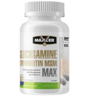 Maxler   Glucosamine Chondroitin MSM Max   (90 табл)