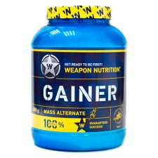 Weapon Nutrition    GAINER Mass Alternate   (2000 гр)