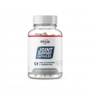 Geneticlab    Joint Support capsules    (180 капс)