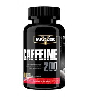 Maxler   Caffeine 200 мг  (100 табл)