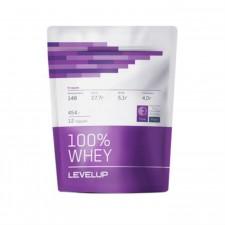 LevelUp   100% Whey    (454 гр)