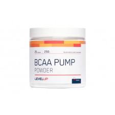 LevelUp    BCAA Pump   (250 гр)