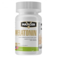Maxler    Melatonin 3 mg   (120 табл)