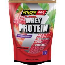 POWER PRO   Сывороточный протеин  Whey Protein   (1000 гр)