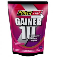Power Pro     GAINER 10   (1000 гр)