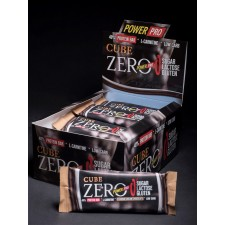Power Pro   PROTEIN BAR  ZERO  CUBE   (50гр)
