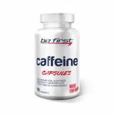 Be First    Caffeine  (60 капс)