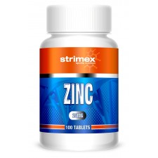 Strimex     ZINC 25mg   (100табл)