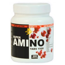 SPORTPIT SUPER AMINO TABS 1500 (300 таб)