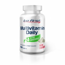 Be First    Multivitamin Daily   (90 табл)