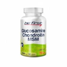 Be First    Glucosamine-Chondroitin-MSM   (90 табл)