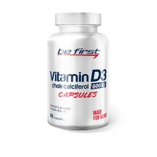 Be First   Vitamin D3   (60 капс)