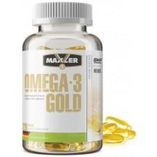 Maxler   Omega-3 Gold (DE)   (120 гель капс)