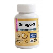 Bombbar   Omega-3  Chikalab    (90 капс)