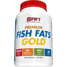 SAN   Premium Fish Fats Gold (120 гел/капс)