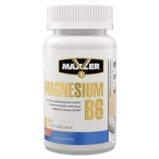 Maxler   Magnesium B6   (60 табл)
