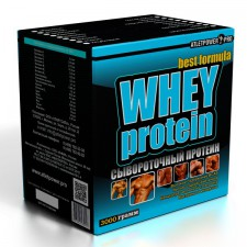 ATLETPOWER PRO Whey Protein (3 кг)