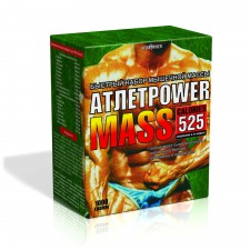 ATLETPOWER PRO АТЛЕТPOWER MASS (1000 гр)