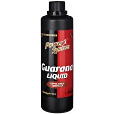 POWER SYSTEM GUARANA LIQUID  ( 500 мл )