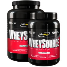 OptiMeal WHEY SOURCE (925 гр)