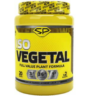 SteelPower   Iso Vegetal  (900 гр)